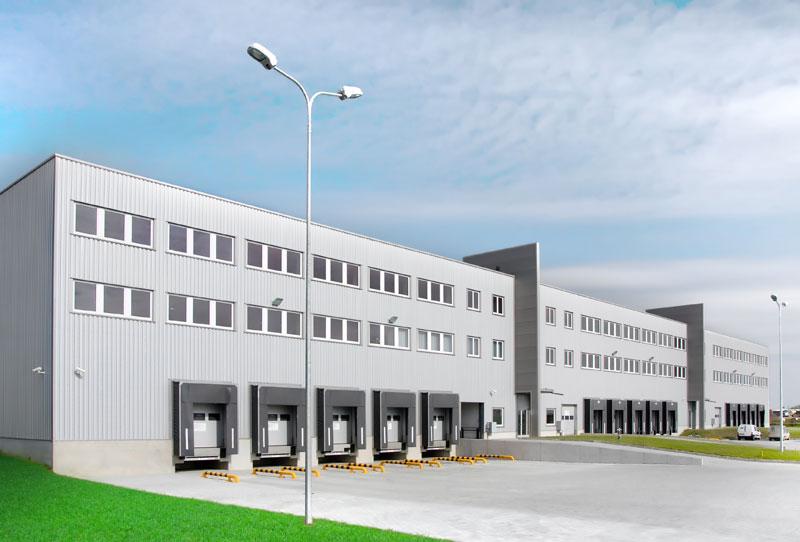 Prefabrykacja stali w halach produkcyjnych